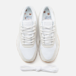 Кроссовки Reebok x Maison Kitsune CL Nylon Arctic Fox Kit White/Chalk/Gum фото- 4