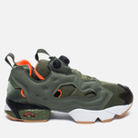 Кроссовки Reebok x Mita x Winchie Instapump Fury OG Olive/Orange/White фото- 0