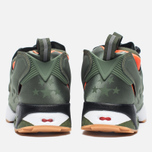 Кроссовки Reebok x Mita x Winchie Instapump Fury OG Olive/Orange/White фото- 3