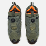 Кроссовки Reebok x Mita x Winchie Instapump Fury OG Olive/Orange/White фото- 4
