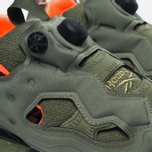 Кроссовки Reebok x Mita x Winchie Instapump Fury OG Olive/Orange/White фото- 5