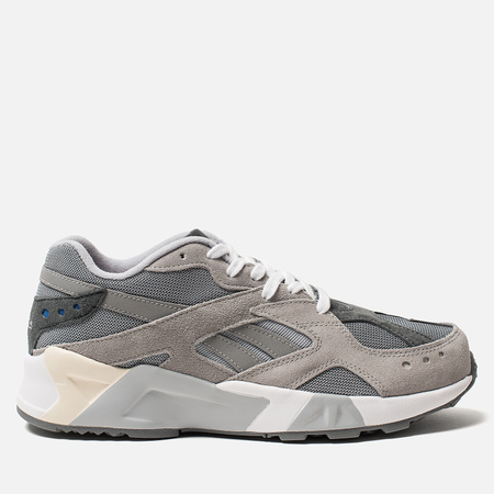 Кроссовки Reebok x Packer Shoes Aztrek Tin Grey/Flint Grey/Alloy