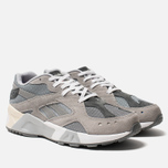 Кроссовки Reebok x Packer Shoes Aztrek Tin Grey/Flint Grey/Alloy фото- 2