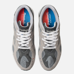 Кроссовки Reebok x Packer Shoes Aztrek Tin Grey/Flint Grey/Alloy фото- 5