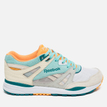 Кроссовки Reebok x Packer Shoes Ventilator CN Four Seasons Paper White/Crystal Blue фото- 0