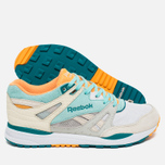 Кроссовки Reebok x Packer Shoes Ventilator CN Four Seasons Paper White/Crystal Blue фото- 2