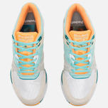Кроссовки Reebok x Packer Shoes Ventilator CN Four Seasons Paper White/Crystal Blue фото- 3