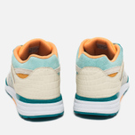 Кроссовки Reebok x Packer Shoes Ventilator CN Four Seasons Paper White/Crystal Blue фото- 4