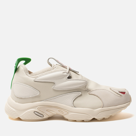 Кроссовки Reebok x Pyer Moss Daytona DMX Experiment 2 Chalk/Paper White/Green/Red