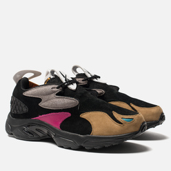 Кроссовки Reebok x Pyer Moss Daytona DMX Experiment 2 Gold/Root/Black/Berry