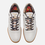 Кроссовки Reebok x Sneaker Politics x Humidity Workout Lo Clean CN White/Black/Camo/Gum фото- 4