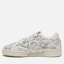 Кроссовки Reebok x Tom & Jerry Club C 85 Chalk/Paper White/Excellent Red фото- 5