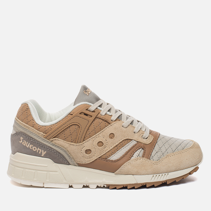 Кроссовки Saucony Grid SD Quilted Tan