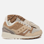 Кроссовки Saucony Grid SD Quilted Tan фото- 2