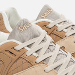 Кроссовки Saucony Grid SD Quilted Tan фото- 5