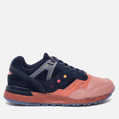 Мужские кроссовки Saucony Grid SD Summer Nights Blue/Pink