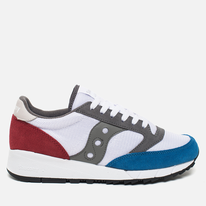 Кроссовки Saucony Jazz 91 White/Blue/Red
