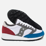 Кроссовки Saucony Jazz 91 White/Blue/Red фото- 2