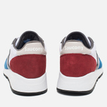 Кроссовки Saucony Jazz 91 White/Blue/Red фото- 3