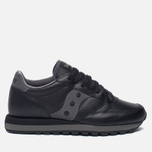 Кроссовки Saucony Jazz Original Leather Black фото- 0