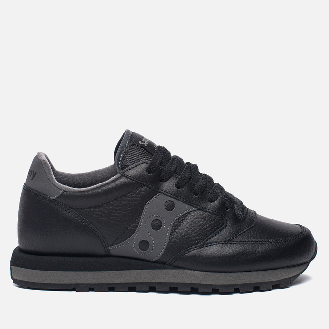 Кроссовки Saucony Jazz Original Leather Black