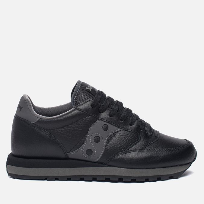 Кроссовки Saucony Jazz Original Leather Black