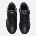 Кроссовки Saucony Jazz Original Leather Black фото- 4