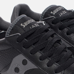 Кроссовки Saucony Jazz Original Leather Black фото- 5