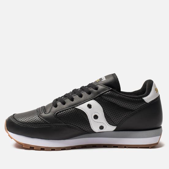 Кроссовки Saucony Jazz Original Leather Black/White