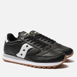 Кроссовки Saucony Jazz Original Leather Black/White