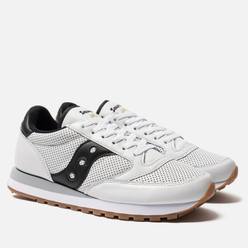 Кроссовки Saucony Jazz Original Leather White/Black