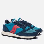 Кроссовки Saucony Jazz Original Vintage Navy/Red фото- 1