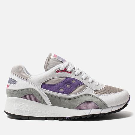 Кроссовки Saucony Shadow 6000 White/Purple/Pink