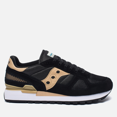 Кроссовки Saucony Shadow Original Black/Tan