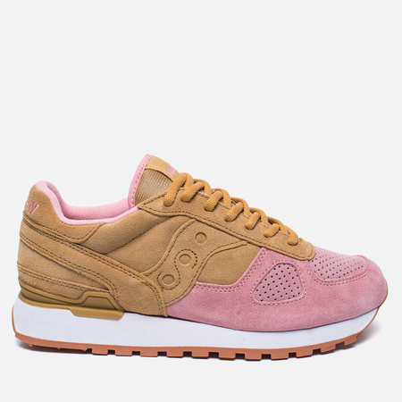 Кроссовки Saucony Shadow Original Cannoli Pack Tan/Pink