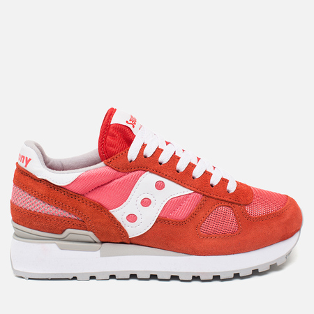 Женские кроссовки Saucony Shadow Original Red/Coral