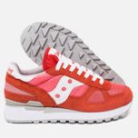 Женские кроссовки Saucony Shadow Original Red/Coral фото- 1