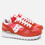 Женские кроссовки Saucony Shadow Original Red/Coral фото- 2
