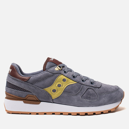 Кроссовки Saucony Shadow Original Suede Ranger Light Purple/Gold
