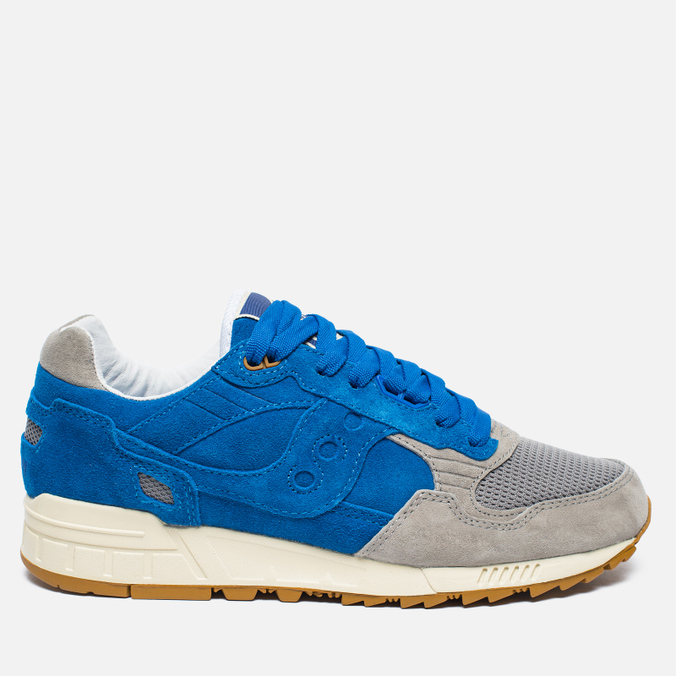 Кроссовки Saucony x Bodega Shadow 5000 10 Year Anniversary Reissue Grey/Blue