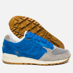 Кроссовки Saucony x Bodega Shadow 5000 10 Year Anniversary Reissue Grey/Blue фото- 1