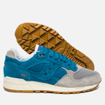 Кроссовки Saucony x Bodega Shadow 5000 10 Year Anniversary Reissue Grey/Teal фото- 1