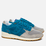 Кроссовки Saucony x Bodega Shadow 5000 10 Year Anniversary Reissue Grey/Teal фото- 2