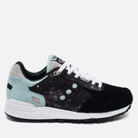 Кроссовки Saucony x The Quiet Life Shadow 5000 Quiet Shadow Black/Tiffany Blue фото- 0