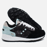 Кроссовки Saucony x The Quiet Life Shadow 5000 Quiet Shadow Black/Tiffany Blue фото- 2