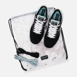 Кроссовки Saucony x The Quiet Life Shadow 5000 Quiet Shadow Black/Tiffany Blue фото- 6