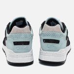 Кроссовки Saucony x The Quiet Life Shadow 5000 Quiet Shadow Black/Tiffany Blue фото- 3