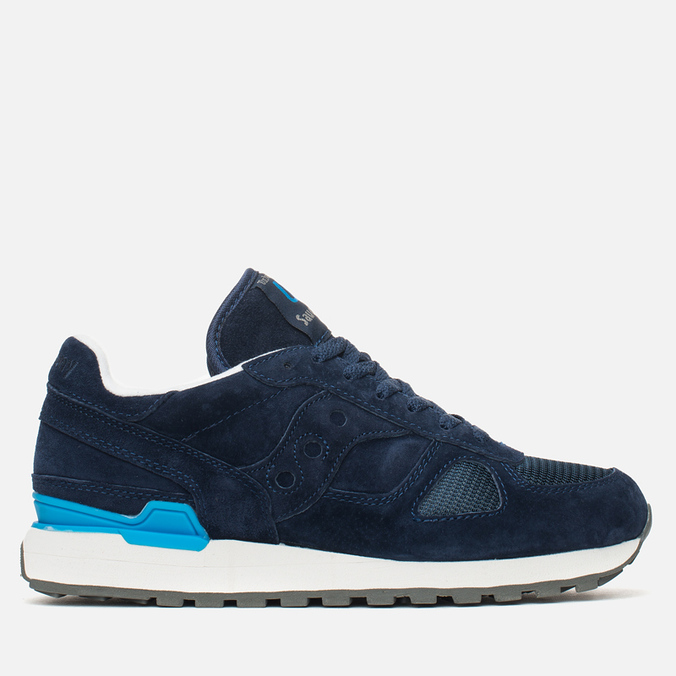 Кроссовки Saucony x Universal Works Shadow Original Work Pack Navy