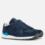 Кроссовки Saucony x Universal Works Shadow Original Work Pack Navy фото- 1