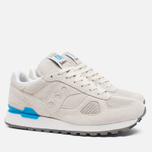 Кроссовки Saucony x Universal Works Shadow Original Work Pack Stone фото- 1